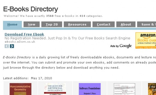 Free ebook search engine download