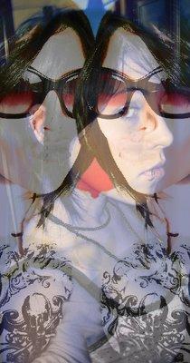 Emily Barcode Illusion