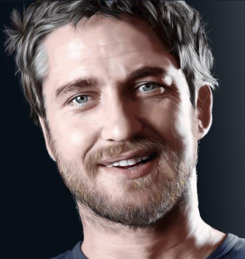 Spectacular Examples of Digital Portraits of Men