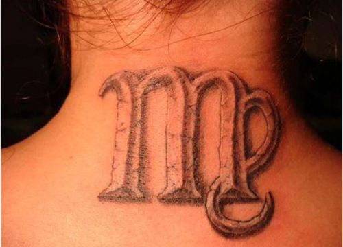 Girls virgo tattoo designs and ideas 2011 for Girl symbol tattoos