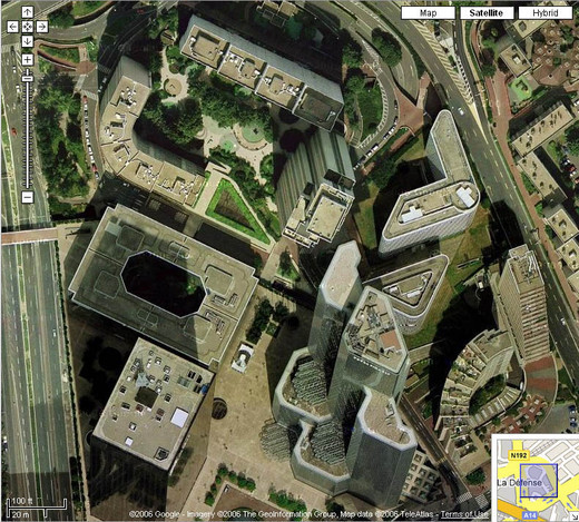 20+ Amazing and Cool Google Earth Photos