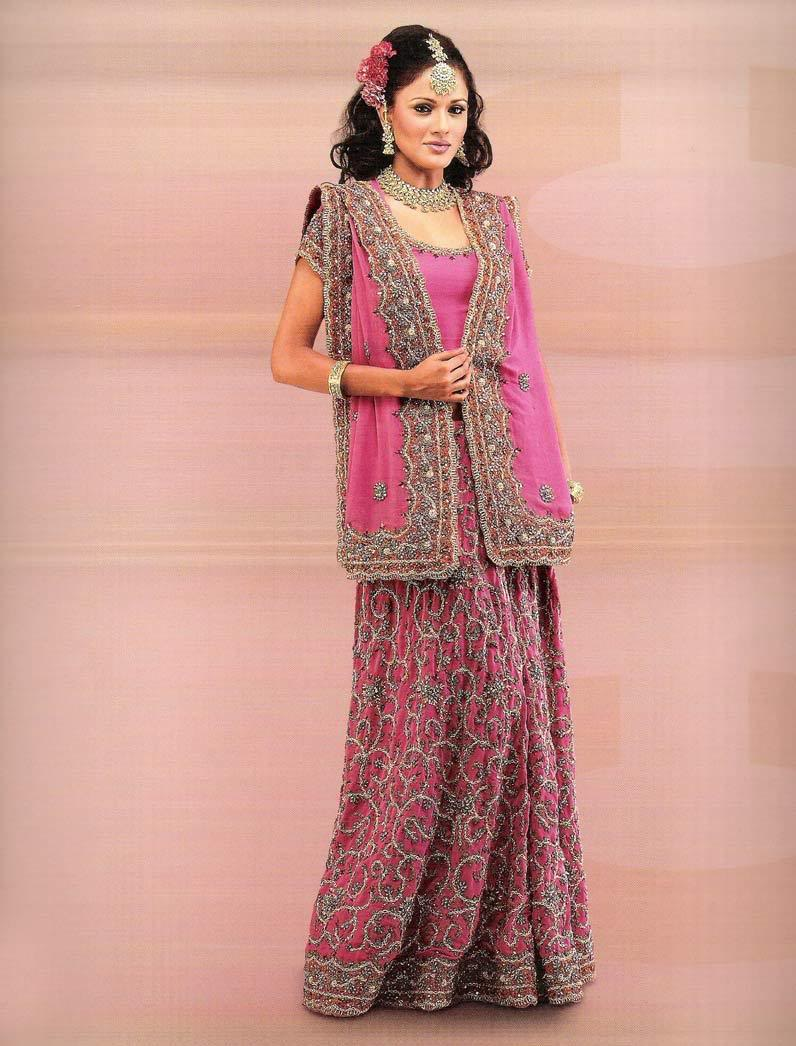 Latest Lengha Choli Design for Women