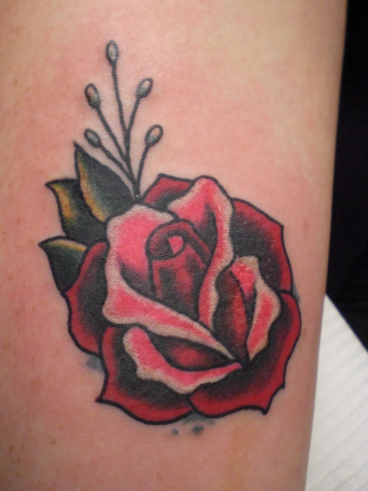Latest Rose Tattoo For Pretty Girls Yusrablog Com