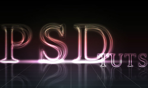 Stunning Photoshop Text Effect Tutorials