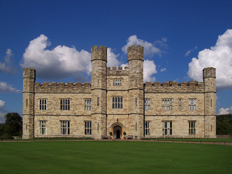 Leeds Castle England Yusrablog Com