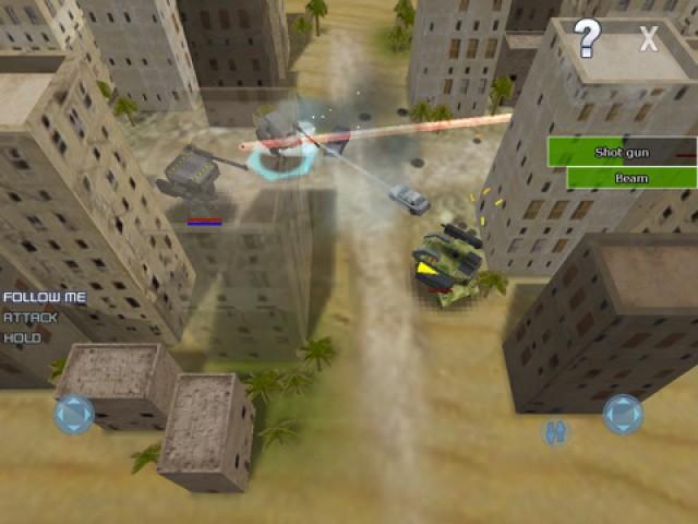 Metal Wars HD: Free Download iPad Games