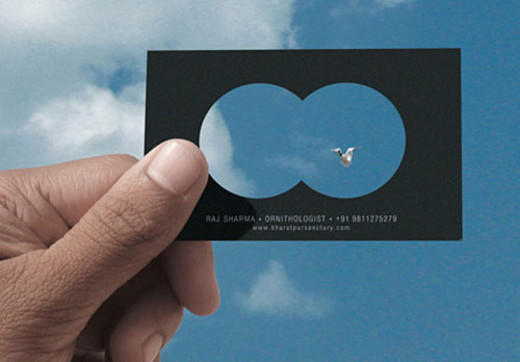 15+ Innovative and Creative Business Cards