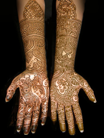 designs of mehndi. Pakistani Henna Mehndi Design
