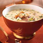 Potato With Clam Soup: Best Recipe Ever