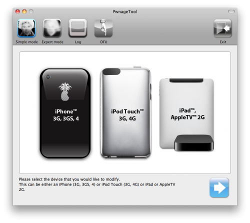 Jailbreak iOS 4.3 Beta on iPad Using PwnageTool Bundle