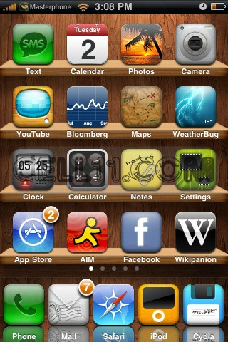Top 10 Beautiful Apple iPhone Themes