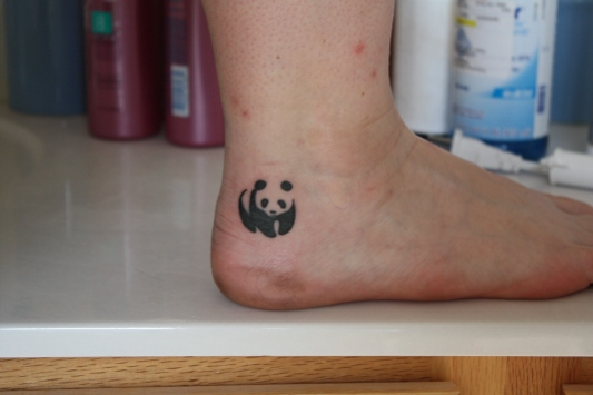 foot tattoos stars. Remarkable Small Tattoo