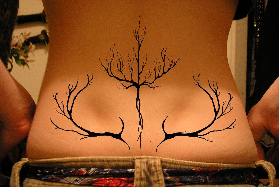 Tribal body tattoo ideas for girls 2011 for Tribal body tattoo