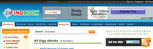 15 Best Websites To Download Free E-Books
