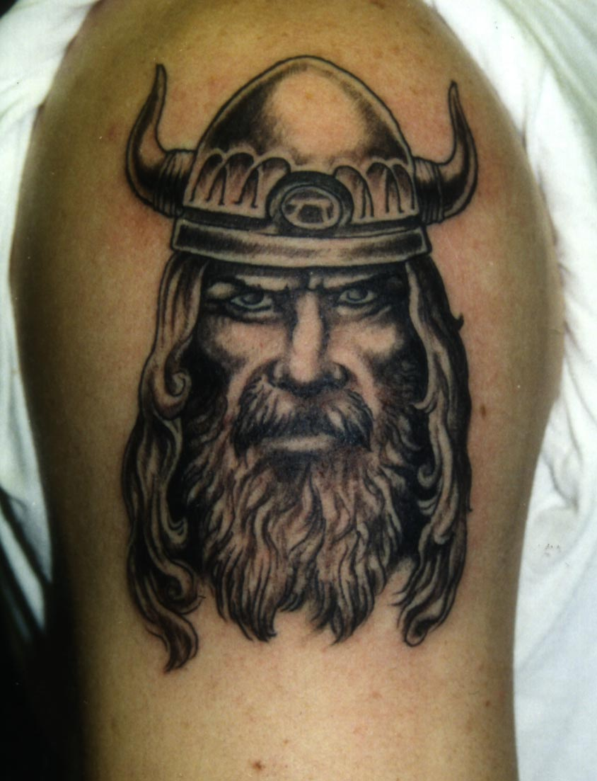Outstanding Viking Tattoo Designs