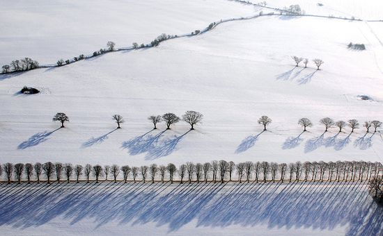 15 Examples of Snow Photography To Frost Your Screen