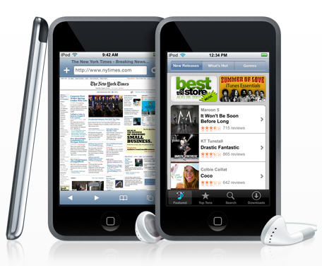 The 10 Best Apple iPod Applications