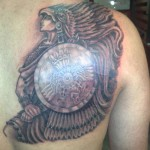 Aztec Warrior Tattoo and Their Meanings