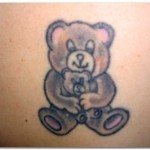 Bear Tattoo Meaning of Strength and Power