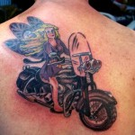 The History And Meaning Behind Biker Tattoo