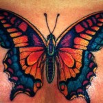 The Meaning Behind Butterfly Tattoos