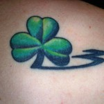 The Meanings Of The Most Popular Clover Tattoos