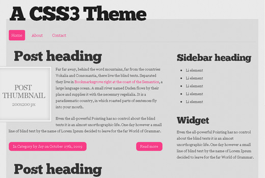 how to include css file in html5