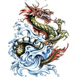 Meaning of Dragon Tattoos