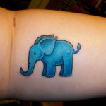 The Meaning of Elephant Tattoo Designs Will Surprise You