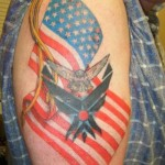 Flag Tattoos Meanings: Tattoo Art