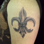The Meanings of Fleur De Lis Tattoos