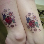Friendship Tattoos and Their Meanings