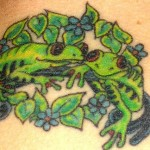 The Meaning Behind Frog Tattoos