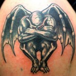 True Meaning of Gargoyle Tattoos