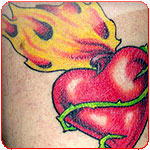 Meaning of Heart Tattoo Designs