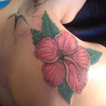 Hibiscus Tattoo and Their Meanings