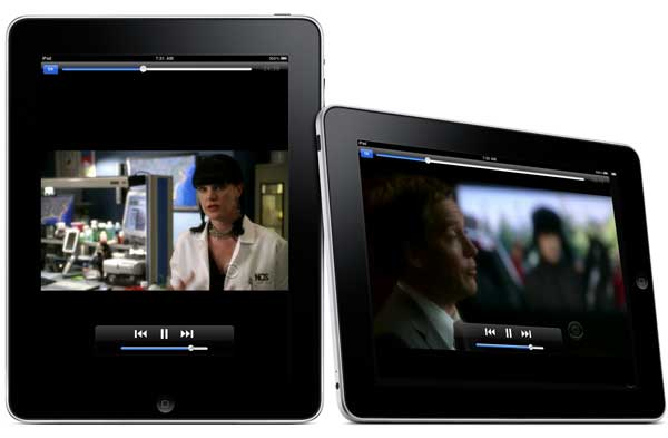 iPad VLC Media Player Applications