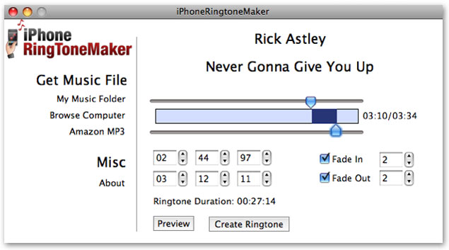 Popular Ringtone Apps For iPhone