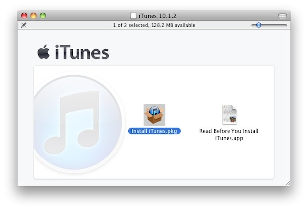 Apple Releases iTunes 10.1.2, Required For CDMA iPhone 4