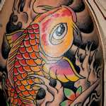 Tattoos part 10 for Koi fish meaning