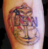 Military Tattoo Meanings