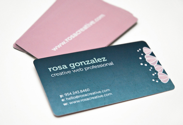 50 Creative Business Card Designs For Inspiration