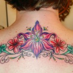 All About Upper Back Tattoo Designs