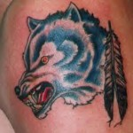 The Meaning Behind Wolf Tattoos