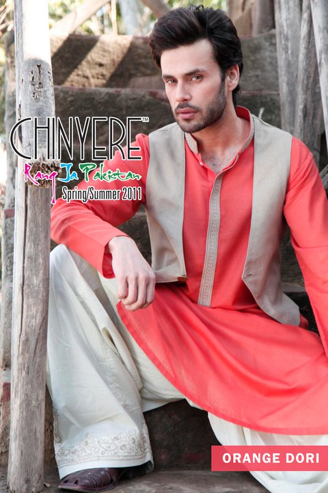 Chinyere Lawn Summer Collection 2011-12