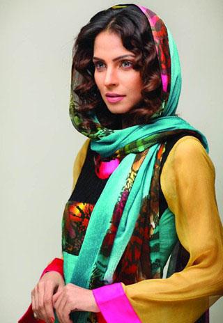 Elegant Star Pearl Lawn Dress Collection - Nida Yasir Star Pearl Lawn Collection For Summer