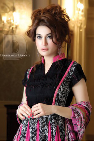 Firdous Summer Lawn Latest Collection 2011-12