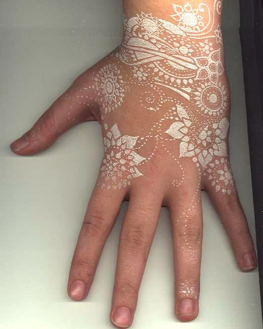 freehand hand tattoo design for girls 2011. Black Bedroom Furniture Sets. Home Design Ideas