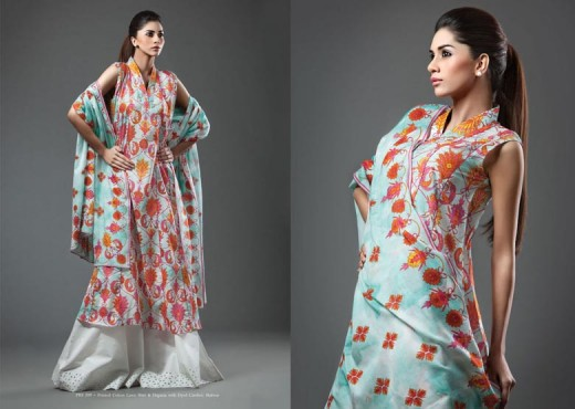 Kayseria Lawn New Prints for Spring - Kayseria Lawn Prints Collection For Summer