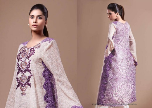 Kayseria Summer Lawn Collection 2011 - Kayseria Lawn Prints Collection For Summer